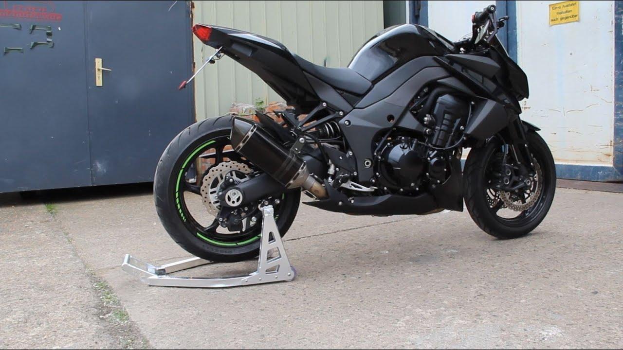 Kawasaki z1000 akrapovic short soundcheck youtube altavistaventures Gallery