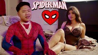 Spider-Man is a Bad Boyfriend