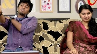 Smile Raja || Wife  And Husband Facebook || Comedy Skits