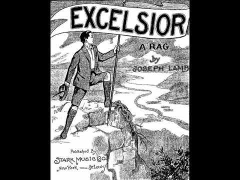 Joseph Lamb Excelsior Rag 1909