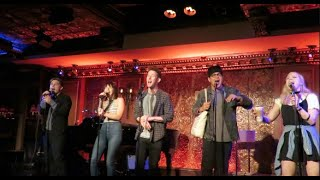 Preview The Jonathan Larson Project Opening at 54 Below