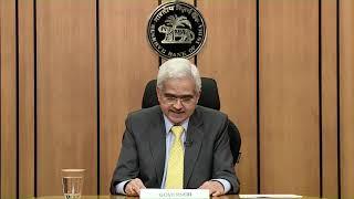 RBI Governor's address live
