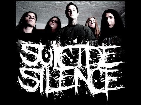 SUICIDE SILENCE - Unanswered Karaoke version