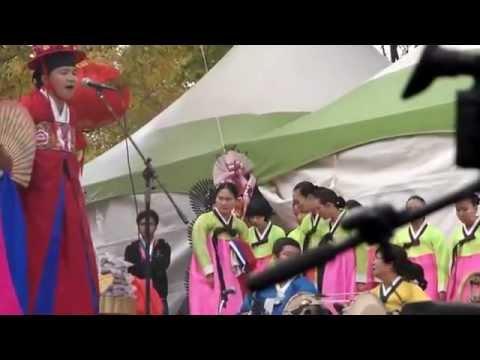 korean shaman,  제19회 남산 목멱제 - 목멱산 대천제 황해도굿 산천거리