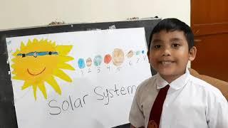 Download Presentation of Solar System by Joshua