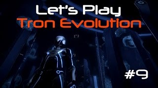 Tron Evolution Walkthorugh: Part 9 HD
