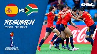 RESUMEN | España 3-1 Sudáfrica
