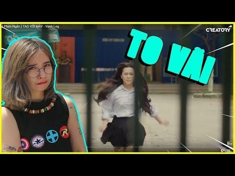 """TRỜI ƠI CHẠY VẬY THẤY HẾT RỒI !!! TIPPY REACTION PHIM NGẮN """"TAO VỚI MÀY"""" - VANH LEG VÀ QUANG CUỐN"""