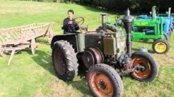 Exposition de tracteur à neuvy grandchamp