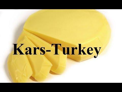 Turkey/Kars (Finest 'kaşar' cheese in Turkey made in Kars) Part 3