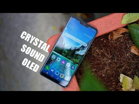 LG G8 ThinQ | Coming with Crystal Sound OLED (CSO) Mp3