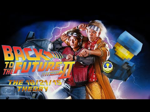 Back to the Future Part II Theory: THE 10/21/15 THEORY | Conspiracy Theory #3