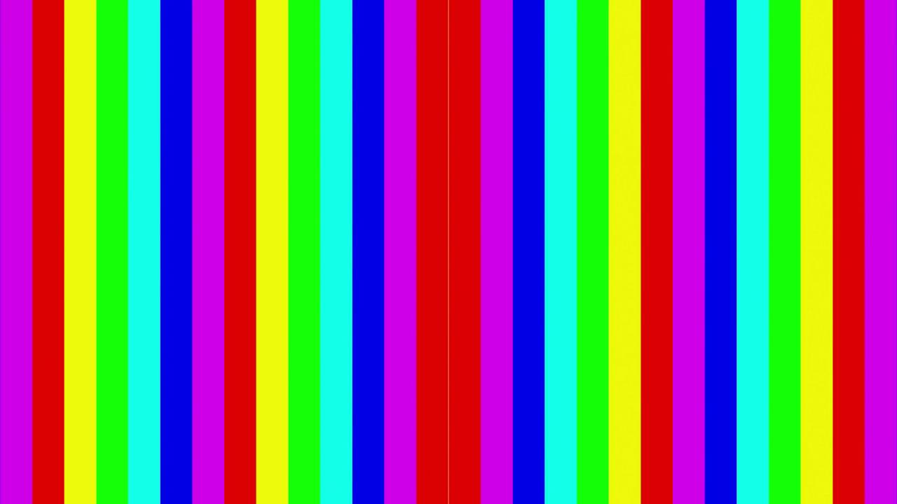 Rainbow thin lines - simple HD animated background #57 ...