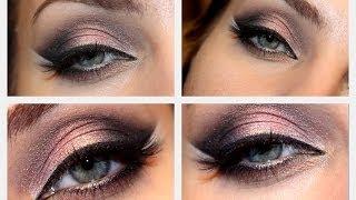 Праздничный макияж (на выпускной, день рождения) /Holiday prom make-up