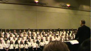 SC Elementary Honors Choir 2012