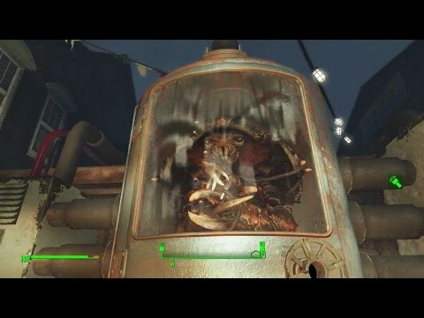 Fallout 4 Episode 20 Far Harbor & New Toys  (Far harbor DLC)