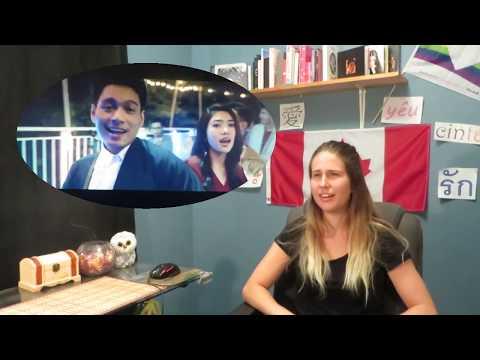Afgan, Isyana Sarasvati, Rendy Pandugo-Heaven MV Reaction