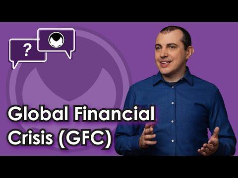Bitcoin Q&A: Global Financial Crisis (GFC)