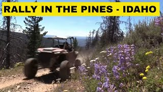 Rally in the Pines Off-Road Rally - Hunting for BIGFOOT