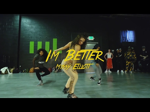 Jade Chynoweth | Missy Elliott - I'm Better ft. Lamb | Robert Green Choreography