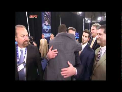 NFL Draft 2012 - Round 1 Pick #4 - Matt Kalil (Vikings)