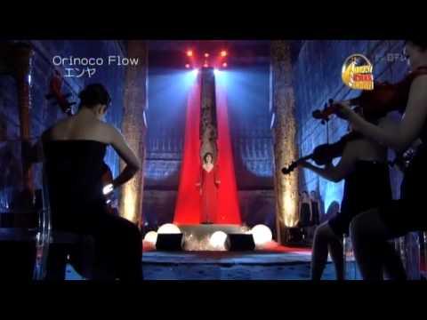 Enya-Orinoco Flow( Performing)