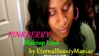 Pinkberry Makeup Look [using Audio Swap] Thumbnail