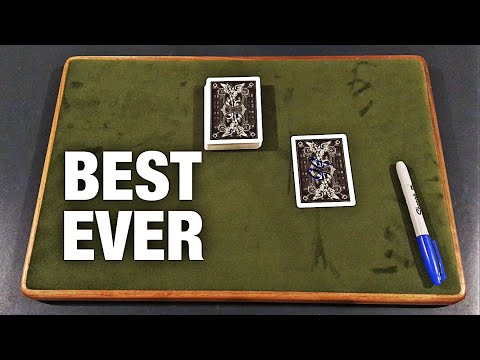 The Best Criss Angel Card Trick REVEALED! from YouTube · Duration:  10 minutes 35 seconds