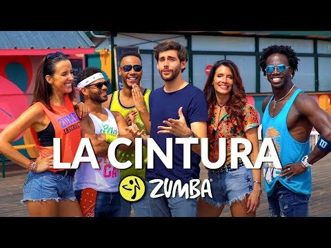 """LA CINTURA"" - Alvaro Soler / Zumba® choreo by Alix & ZumbaFrance team"