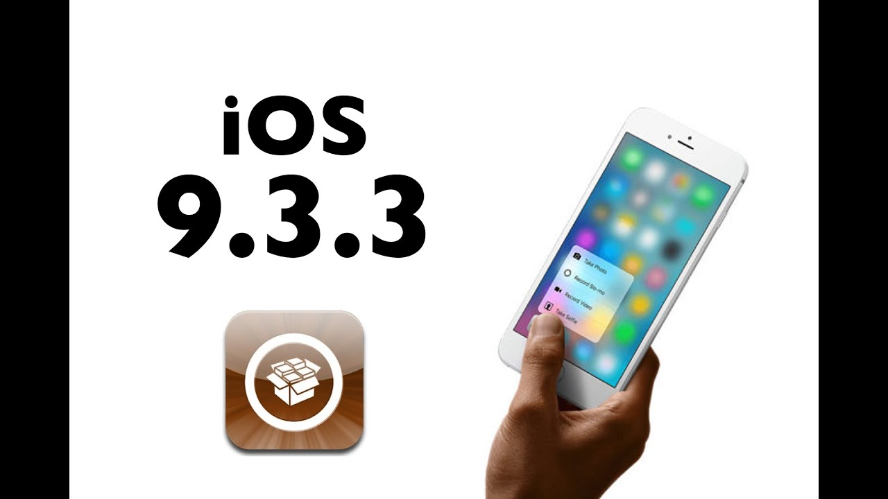 Apple iOS 9.3.3 Beta 3 Updates