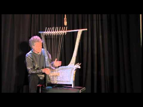 The Sumerian Silver Lyre