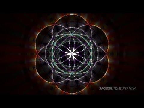 SacredLife Music - Galactic Vibration - Crowned Emotion (Tankdrum Meditation)
