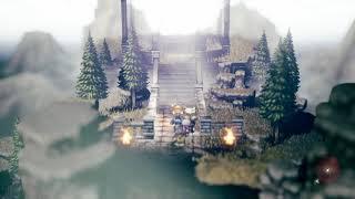 Video Octopath Traveler - Runelord subjob, Shrine of the Runeblade location download MP3, 3GP, MP4, WEBM, AVI, FLV Oktober 2018