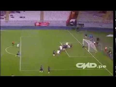 Universitario 1 - 0 José Gálvez [Gol de Diego Guastavino 88 min]
