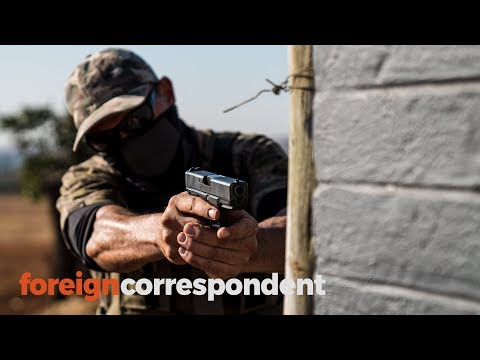 White farm murders in South Africa - Race hate, politics or greed? | Foreign Correspondent