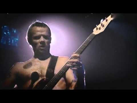 Red Hot Chili Peppers - Scar Tissue - Live at Olympia, Paris
