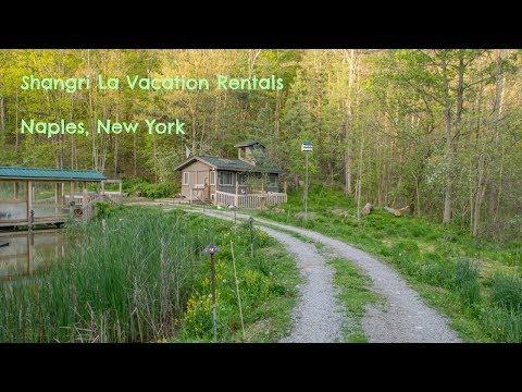 Shangri-La Vacation Rentals In Naples, NY