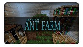 Minecraft: Ant Farm | Ep 7 | Ikuisuusprojektin jatkamista