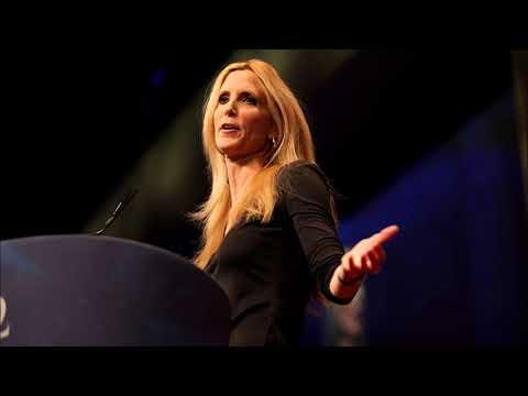 Ann Coulter Talks DACA, Diane Feinstein and 9/11