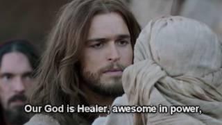Chris Tomlin - Our God (lyrics) | The Bible serial
