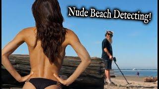 Metal Detecting a Nude Beach! (Wreck Beach)