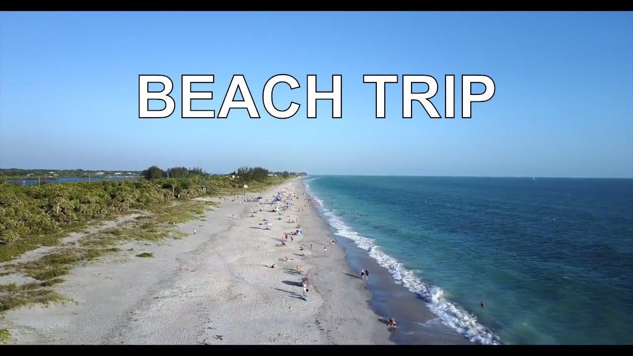 Birthday Trip to the Beach (Manasota Key, Florida) - YouTube