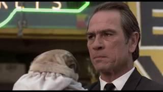 MTFMLV/ Агент Кей допрашивает собаку-пришельца | Люди в черном (1997)
