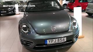 FINAL EDITION: Volkswagen Beetle 2019 Review Interior Exterior With EuromanDriver 2018