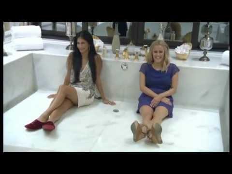 Nicole Scherzinger: The Xtra Factor Judges Houses Part 2