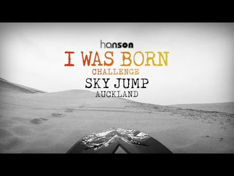I Was Born Challenge: SkyJump Auckland