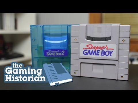 Super Game Boy - Gaming Historian