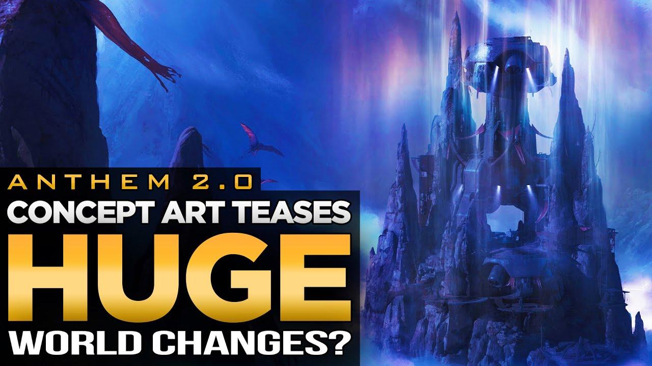Anthem 2.0 | Next Cataclysm & Map Destruction Teased?