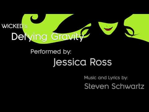 Jessica Ross performs Defying Gravity thumbnail