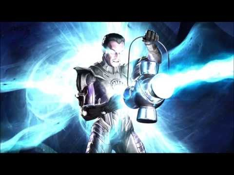 Injustice: Gods Among Us - Sinestro's Ending